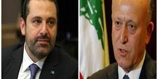 صورة وزير لبناني: احذر الحريري من ارتكاب هذه الخطيئة الكبرى