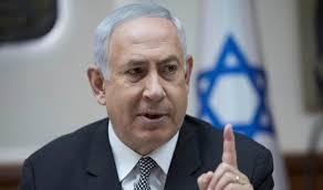 صورة نتنياهو يشيد بقتل جنوده لأهالي غزة!