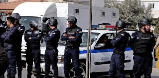 """صورة بلاغ """"خاطىء """"عن سطو مسلح على بنك يستنفر الاجهزة الامنية في منطقة خلدا بالعاصمة عمان"""
