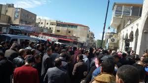 صورة وقفات احتجاجية في عمان والزرقاء وإربد تنديدا بنقل السفارة
