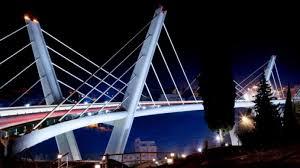 صورة انتحار عشريني من أعلى جسر عبدون