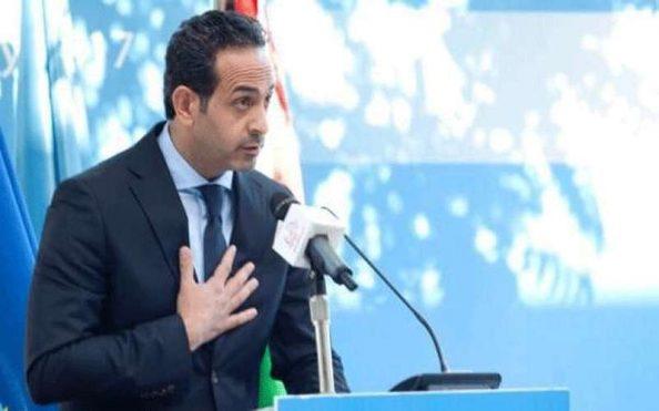 صورة مدير عام هيئة الاعلام محمد قطيشات يسحب استقالته المقدمة الى الرزاز