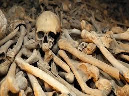 صورة العثور على عظام رضيع داخل بئر ماء في منطقة فقوع في الكرك