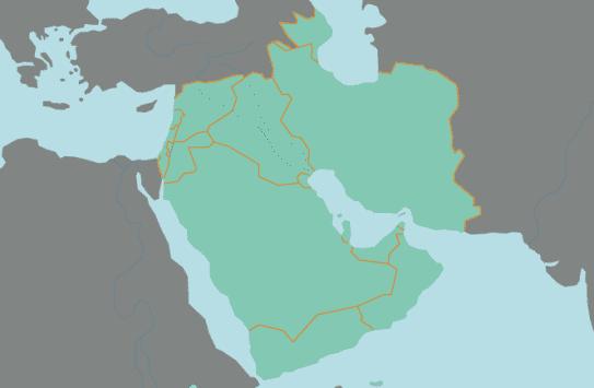 """صورة مجلة: حرب قادمة في الشرق الأوسط .. والسب """"شح المياه """" .. تفاصيل"""