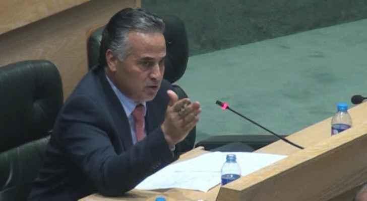 صورة النائب النعيمات: شهداء البحر الميت لن يستفيدوا من النواب إلا 'الفاتحة'
