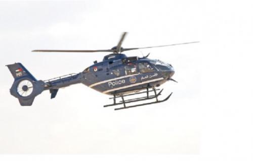 صورة محافظ معان : طائرة للبحث عن المفقوين الـ 6 في منطقة الجفر