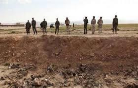 """صورة """"الأمم المتحدة"""": """"داعش"""" ترك 200 مقبرة جماعية على الأقل في العراق"""