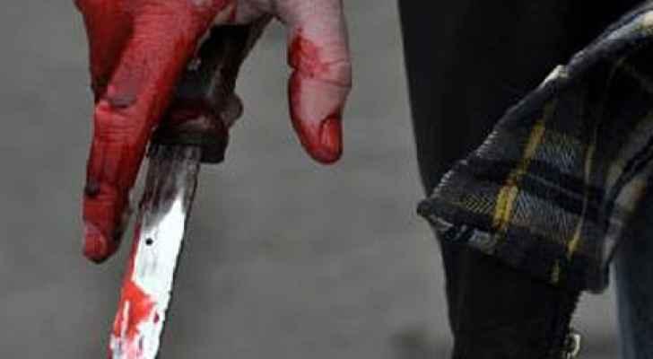 """صورة القتل العمد"""" لمعلم شاورما"""" قتل شقيقته طعنا لمجرد الشك بسلوكها"""