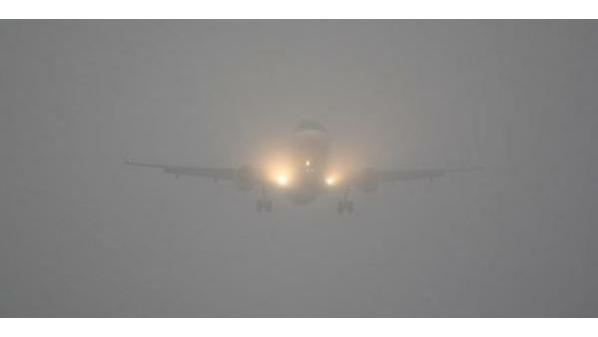 صورة تحويل 3 رحلات من مطار الملكة علياء إلى العقبة بسبب الضباب