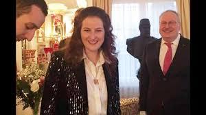 صورة بالفيديو والصور .. شاهد حفل عقد قران ابنة آخر ملوك مصر