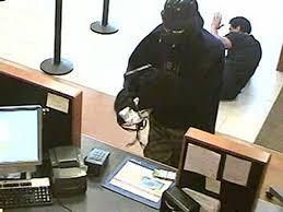 صورة سطو مسلح على فرع احد البنوك في محافظة المفرق