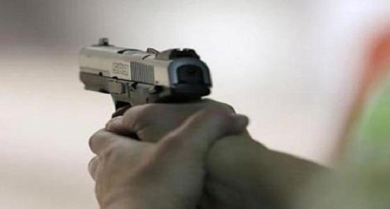 صورة اطلاق نار على كاميرات مراقبة في مادبا