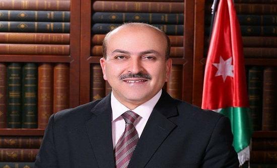 صورة صايل المجالي رئيسا لمجلس محافظة الكرك بالتزكية