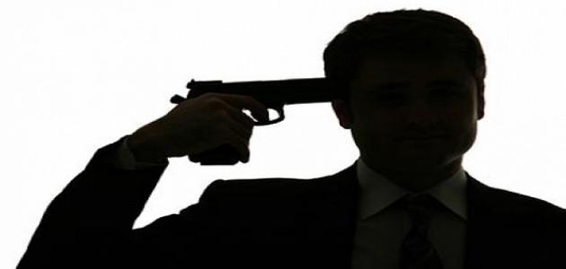 صورة شبهة انتحار لشاب بالمفرق