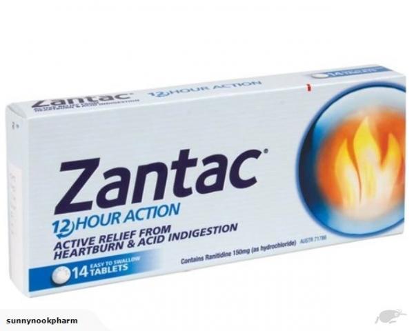 , الغذاء والدواء تسحب Zantac من الاسواق