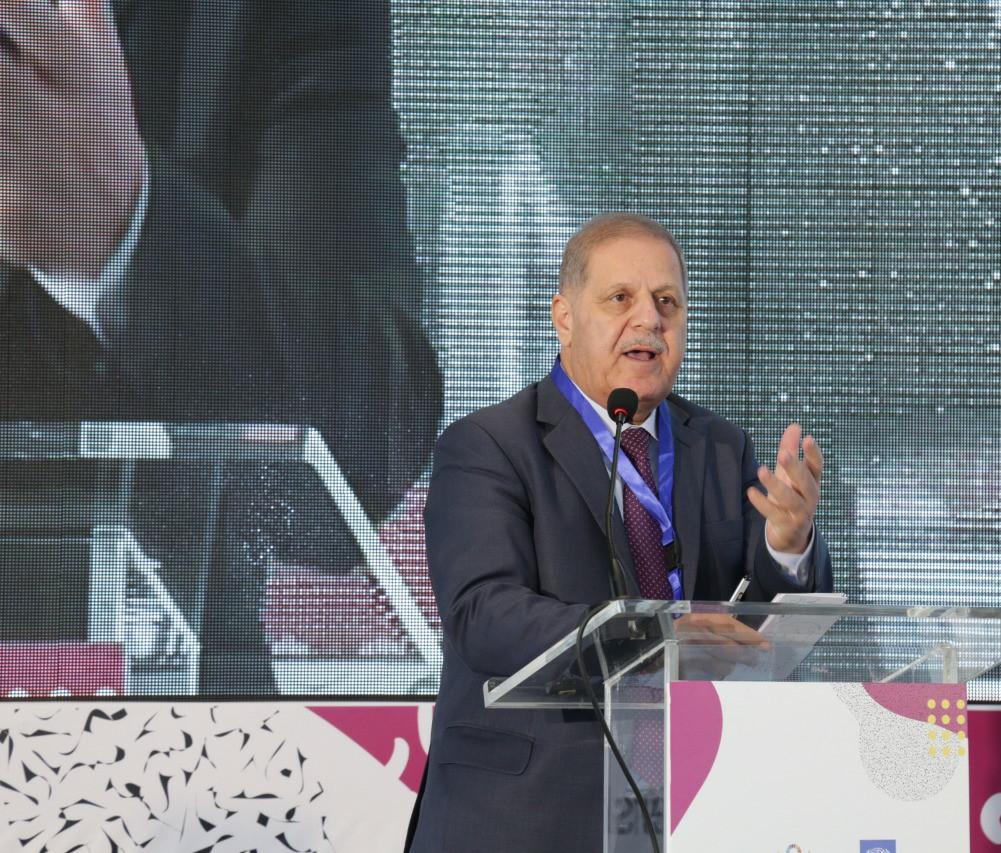 صورة المستقلة للانتخاب تشارك في منتدى قيادة الشباب العربي