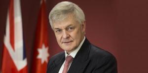, عاجل .. السفير البريطاني في الأردن: لا نتفق مع صفقة القرن