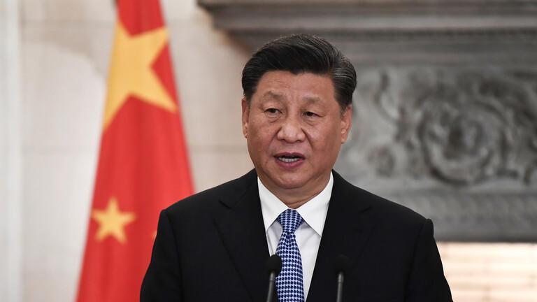 صورة الرئيس الصيني .. كورونا ينتشر بسرعة غريبة