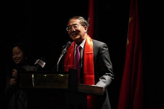صورة عاجل/ السفير الصيني للأردنيين … لا تخافوا !!