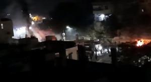 صورة أنباء عن أعمال شغب في وادي السير بعد إعلان النتائج الأولية للانتخابات