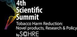 صورة القمة العلمية الرابعة للحدّ من أضرار التبغ تناقش فعالية الاستراتيجية المبتكرة لتحسين نسب الإقلاع عن التدخين التقليدي